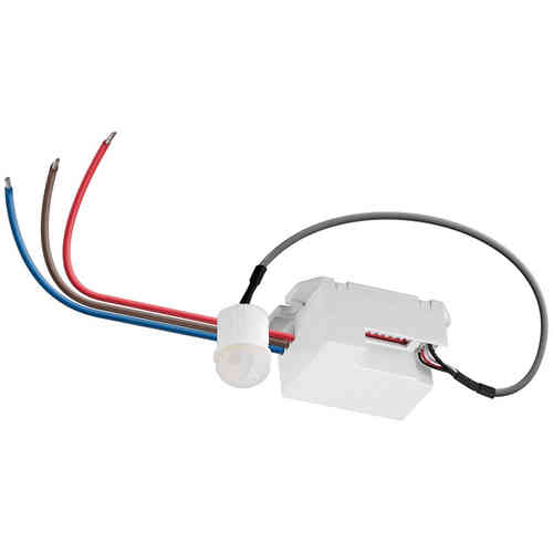 Bewegungsmelder led innen bestseller shop for Poteau led exterieur