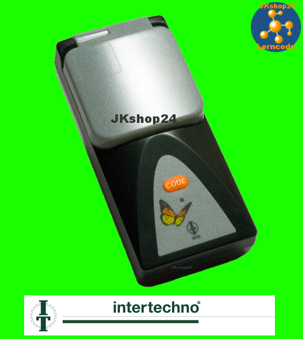 intertechno Smart Home Funk Steckdose-Au/ßen /»GRR-3500/«