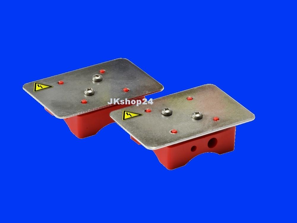 KEMO Z176 Erweiterungsset 2 Hochspannungsplatten für M176