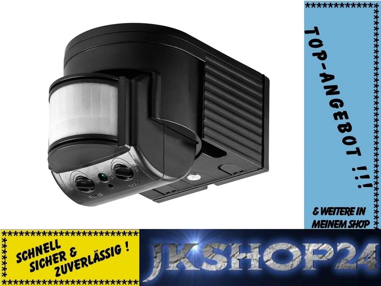 infrarot bewegungsmelder led geeignet aufputz aussen und innenraum ip44 96001 www. Black Bedroom Furniture Sets. Home Design Ideas