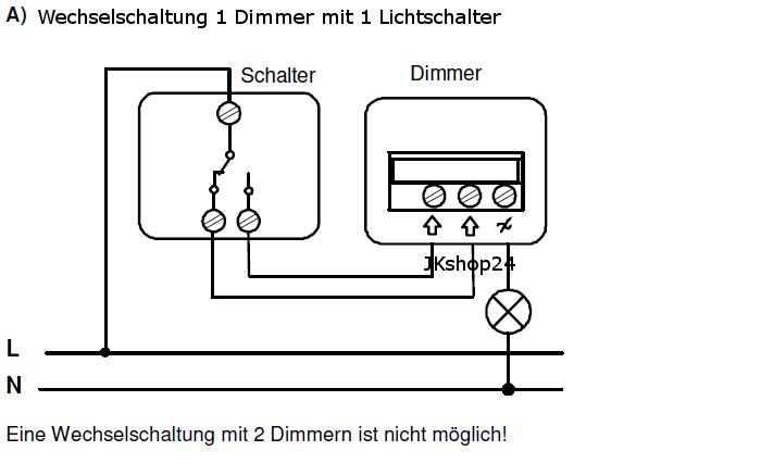Lumeo Eco Unterputz Dimmer 5 100 W Va Fur Gluhlampen Hv Halogen