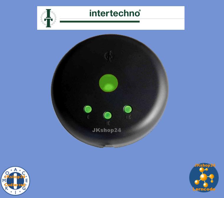 IT-BT Bluetooth-Switch Funk-Schaltung via Smartphone Intertechno