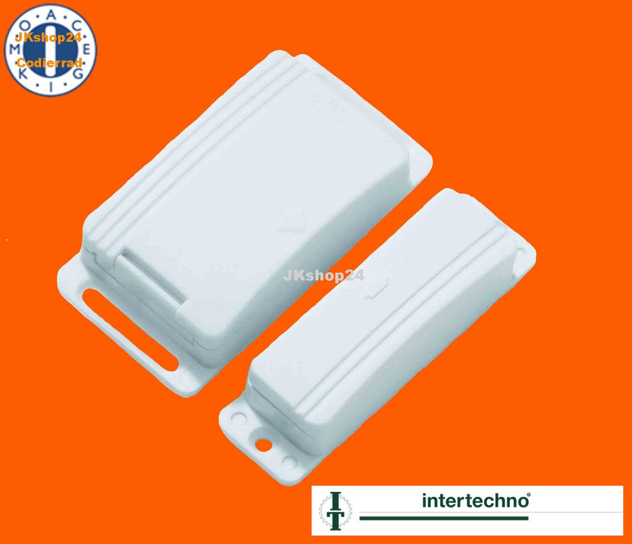 ITM-100 Funk-Magnetschalter-Sender - www.intertechno.shop